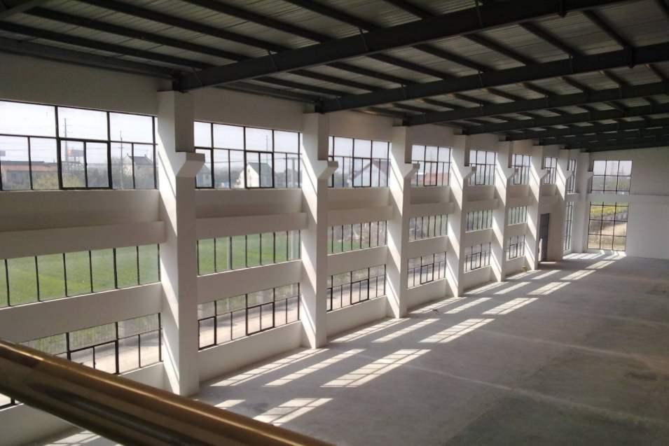 无锡厂房装修对灯光照度的效果是不言而喻的