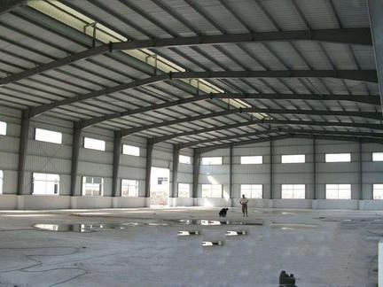无锡江阴市厂房装修在进行厂房钢结构装修设计需要注意的内容